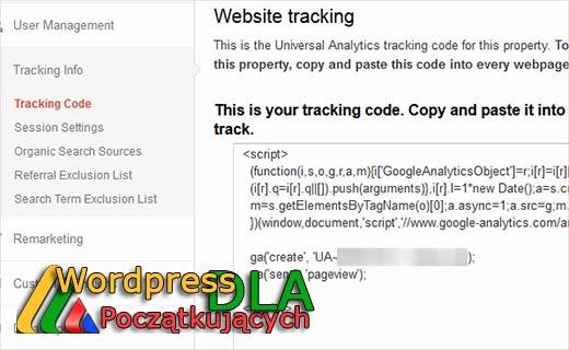 jak-zainstalowac-Google-Analytics-w-WordPress-Dla-poczatkujących-wordpressdlapoczatkujacych-irek-wrobel-2