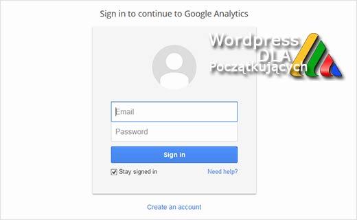jak-zainstalowac-Google-Analytics-w-WordPress-Dla-poczatkujących-wordpressdlapoczatkujacych-irek-wrobel