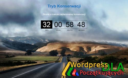 Zaplanowana-Modernizacja-Czyli-Jak-Przekierowac-Czytelnikow-Na-Tymczasowa-Strone-w-WordPress-dla-poczatkujacych