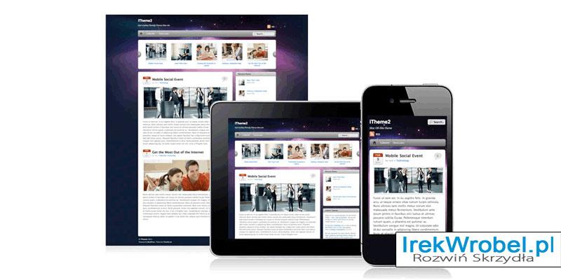 iTheme2 – Mac OS Darmowy Szablon Dla WordPress