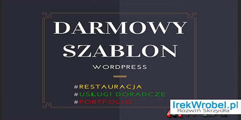 Darmowy-Szablon-WordPress-dla-poczatkujacych-irek-wrobel