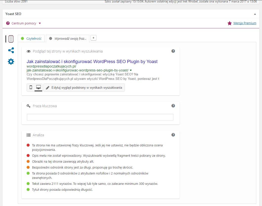 Jak-zainstalowac-i-skonfigurowac-WordPress-SEO-Plugin-by-Yoast-wordpress-dla-poczatkujacych-19