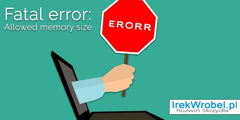 Fatal-error-Allowed-memory-size-wordpress-dla-poczatkujacych-1