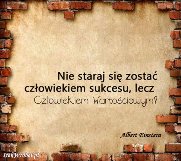 13-Nie-staraj-sie-zostac-czlowiekiem-sukcesu-lecz-czlowiekiem-wartosciowym-irekwrobel-pl