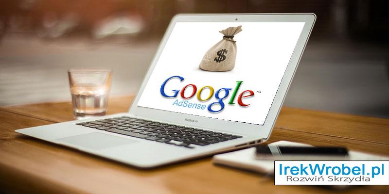 google-Adsense-jak-zarabiac